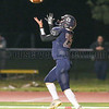 Joe Chedzoy makes a catch for a touchdown, Saturday night at Watkins Glen.