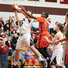 Austin Gibson led Dundee with 26 points in the final regular season game, Thursday, Feb. 15.