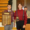 The Dundee David Summerson Male Athlete Award winner William Wylie Hall.