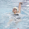 Tori Reese swims at Watkins Glen, Friday, Sept. 21.