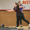 Kayla Andrews led the Lady Scots with a 427 last week.