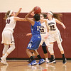 Sara Gardner scored 10 points and 12 points in the games last week. File Photo