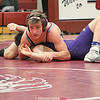 Josiah Lynch pins his opponent at the Odessa Duals. Bettelynn Bravo Photo