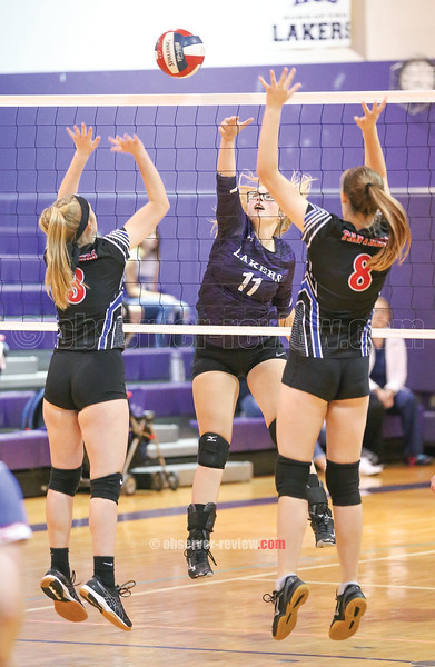 Hammondsport enters the sectional tournament as the number one seed. FILE PHOTO
