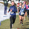 Joddie Decker competed at the New York state Class C girls championship Saturday, Nov. 16. PHOTO BY/Kris King