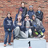 The Watkins Glen cross country team won the IAC championship last weekend. Photo by: Amy Planty