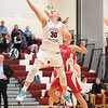 Grace Vondracek goes up for a layup against Southern Cayuga Friday, Dec. 6.