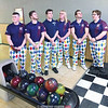 The Watkins Glen boys bowling team has a photo taken at Midway Lanes last week. Photo Provided