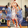 Conner Fingar led the Mustangs with 13 points last week. File Photo