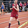 Dundee's Matt Wood runs at the Rochester Institute of Technology last week. Photo Provided