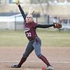Grace Vondracek earned 17 strikeouts for Odessa last week. FILE PHOTO