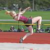 Ella Pollack won the girls pentathlon high jump last week at Dundee.