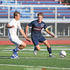 Isaac McIlroy moves the ball for the Senecas Thursday, Sept. 5.