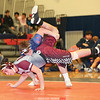 Austin Smith throws his opponent in the match Thursday, Dec. 19.