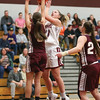 Hallie Knapp led Dundee in scoring for both the Twin Tiers and HAC game last week.