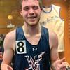 Dundee's Matt Wood at the indoor track meet last weekend. PROVIDED