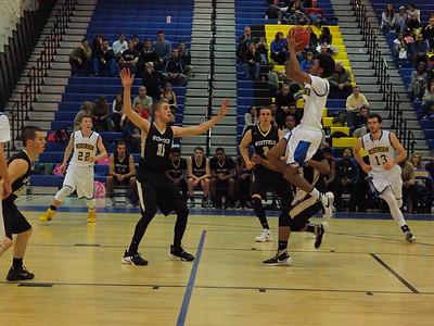 1/8/16 - Boys Basketball (Fr./JV/Var)