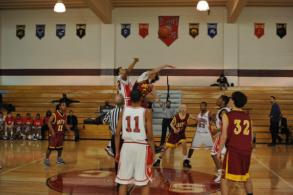 St Johns 2010 Freshman Basketball