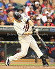 Minnesota Twins outfielder Josh Willingham (16) at bat during the game on May 26, 2012:  at the Minnesota Twins game versus the Detroit Tigers at Target Field in Minneapolis, MN.