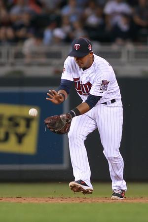 MLB: JUL 18 Rays at Twins