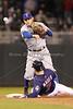MLB: APR 25 Rangers at Twins