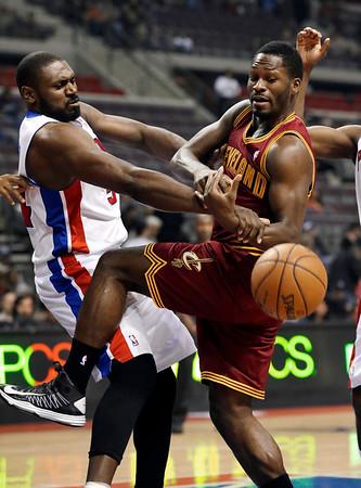 Cavaliers Dec. 3, 2012