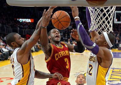 Cavaliers Jan. 13, 2013