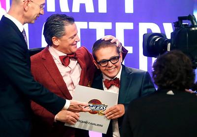 Cavaliers draft lottery 2013