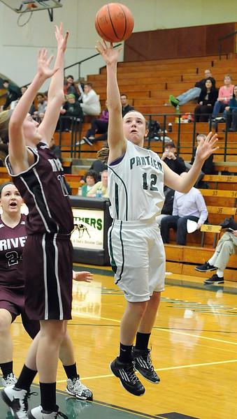 Elyria Catholic vs. Rocky River girls basketball