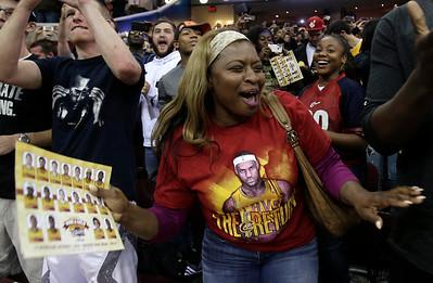 LeBron James Welcome Back