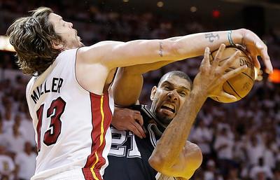 NBA finals June 18, 2013