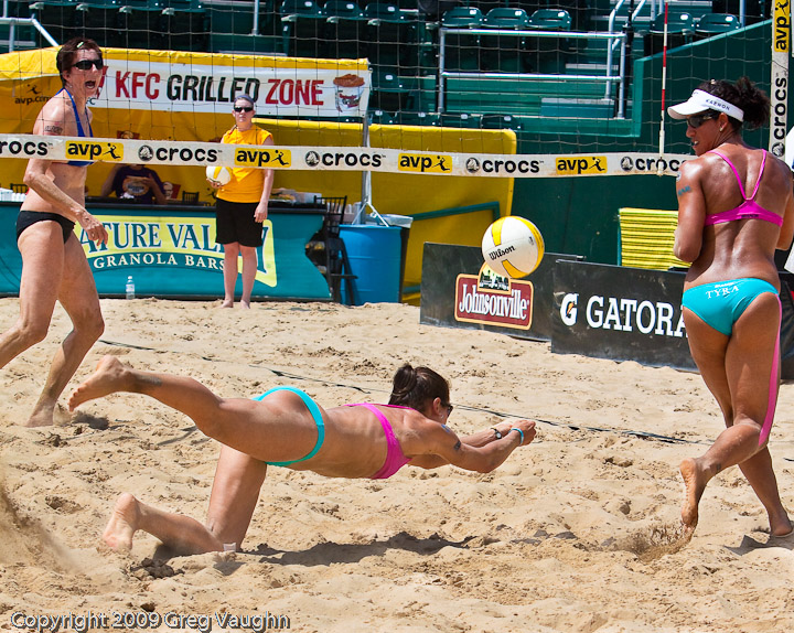 Pro Beach Volleyball