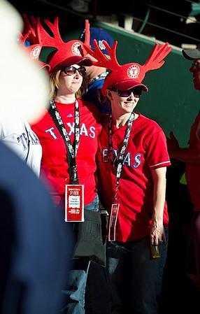 Rangers vs. Giants - 2010 World Series Game 3 (10-30-2010)