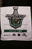 NHL: MAY 09 Stanley Cup Playoffs - Second Round - Blackhawks at Wild - Game 4
