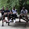 Amadou, Dane, Aminu, and Emmanuel