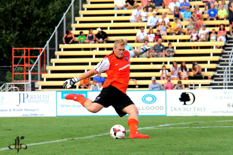 Charlotte Goalkeeper, Brock Duckworth