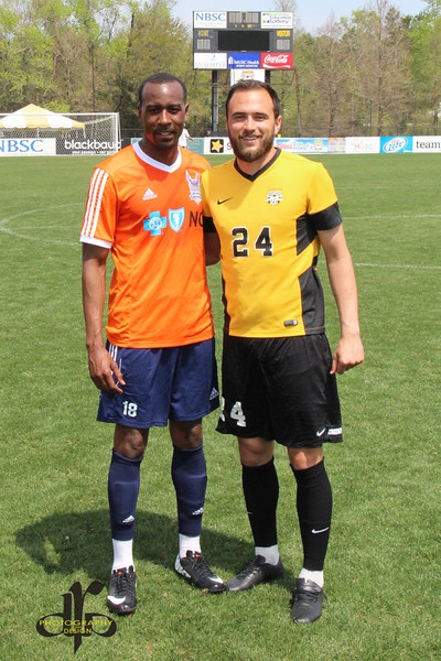 Zach Prince and Aaron King