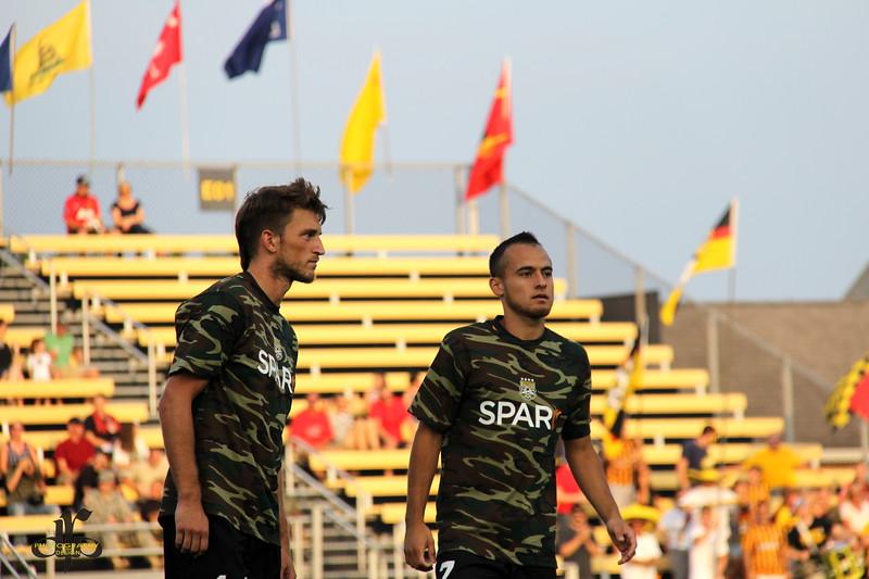 Jarad van Schaik and Jose Cuevas