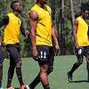 Amadou Sanyang, Quinton Griffith, Andre Lewis