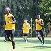 Amadou Sanyang; Michael Kafari