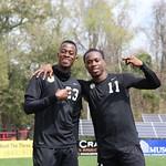 Amadou Sanyang, Quinton Griffith