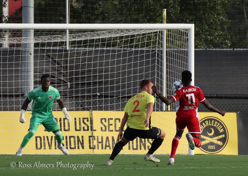 Charleston Battery vs Loudoun United FC June 26, 2021