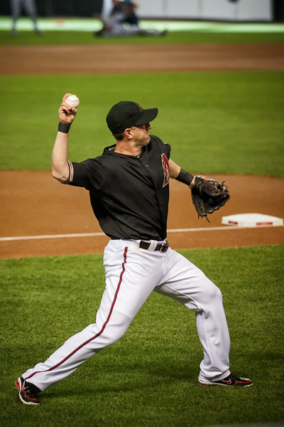 D-Backs vs Braves - April 21st 2012