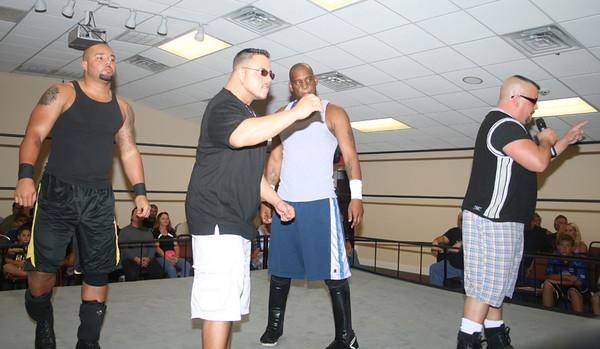 Pro Wrestling RIOT: Escalation(7/11/2008)