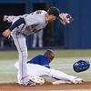 Indians Blue Jays Baseball