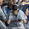 APTOPIX Indians Blue Jays Baseball