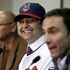 Nick Swisher comes to Cleveland :