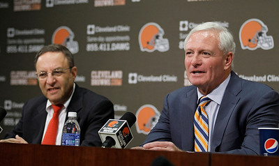Browns announce new CEO