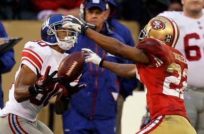 Giants vs. 49ers