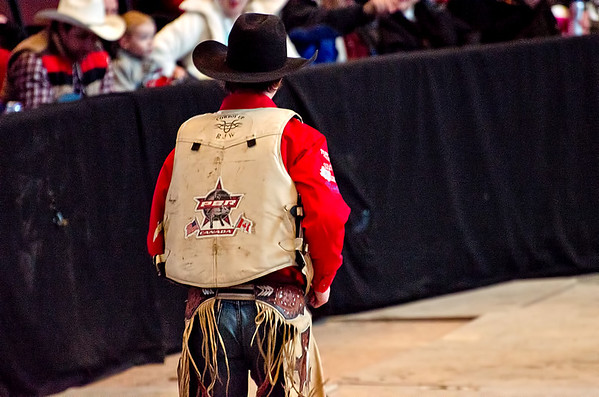 Professional  Bull Riding 2012 Ottawa